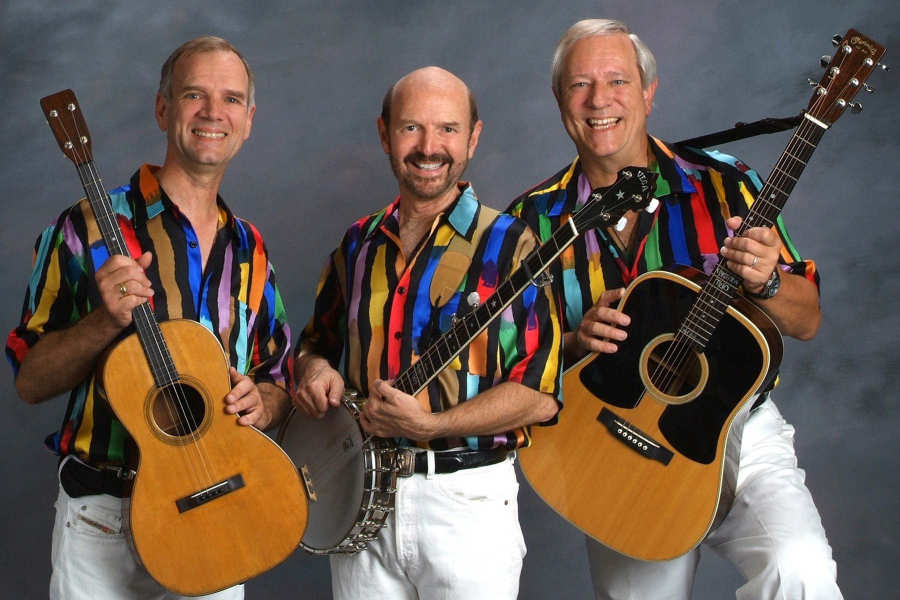 Letter the kingston trio to perform in rapids news and for The kingston